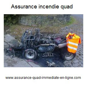 Assurance quad garantie Incendie