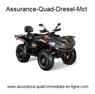 Assurance Quad Dresel MCT