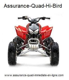 Assurance quad Hi-Bird