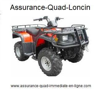 Assurance Quad Loncin