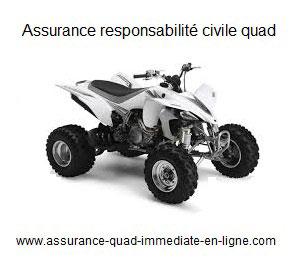 Assurance quad garantie Responsabilité Civile